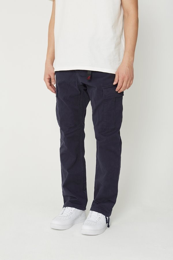 CARGO PANTS DOUBLE NAVY