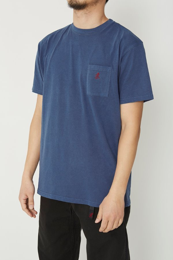 ONE POINT T-SHIRTS NAVY