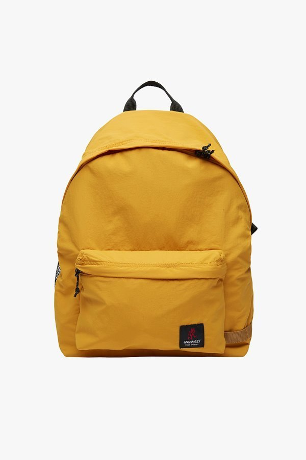 RUNNING MAN DAY PACK MUSTARD