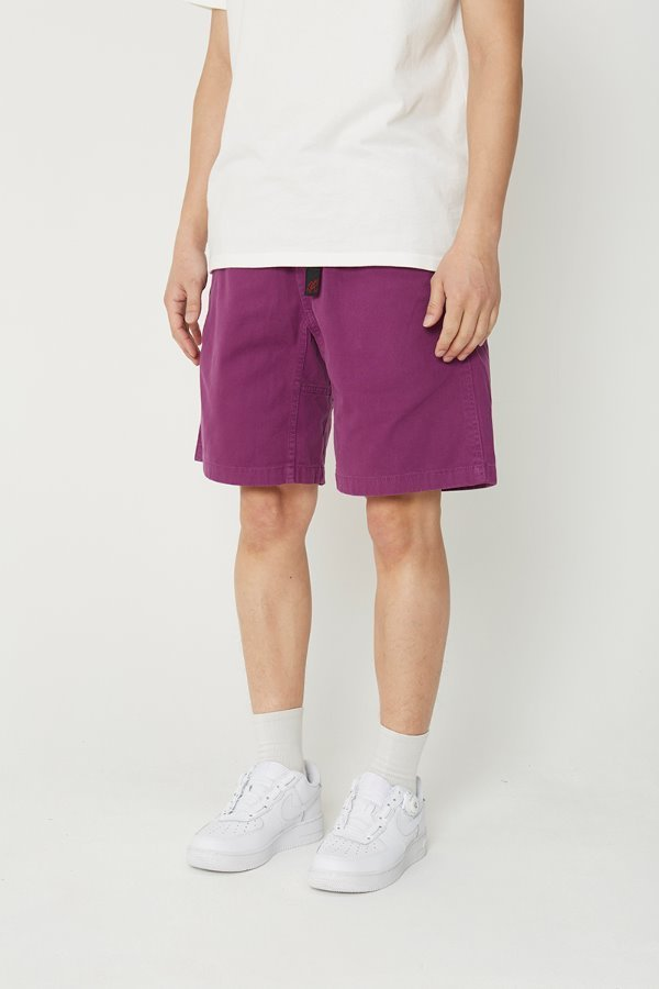 G-SHORTS PURPLE