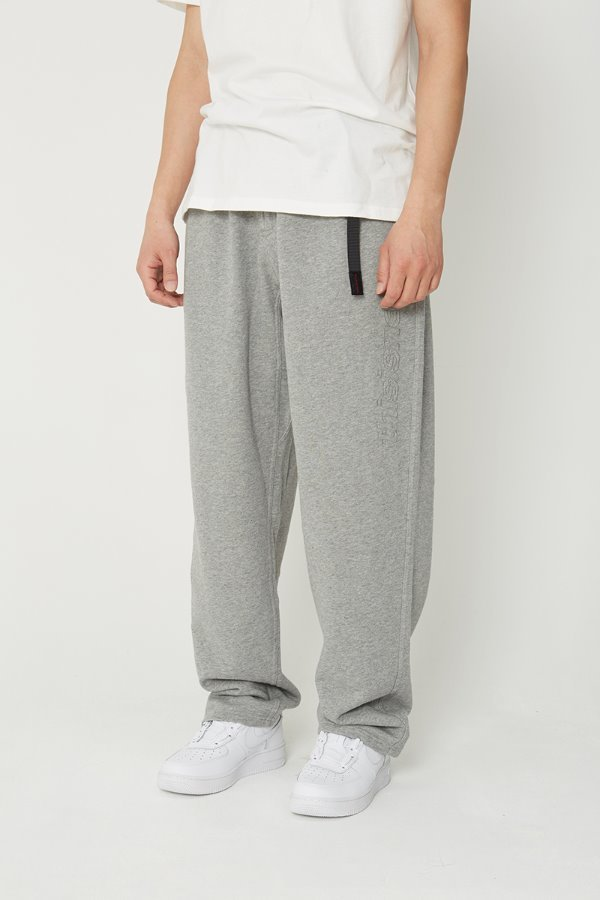 TNT X GRAMICCI SWEAT PANTS HEATHER GREY