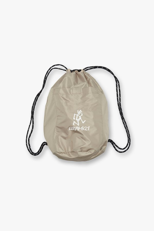 PACKABLE KNAPSACK BEIGE