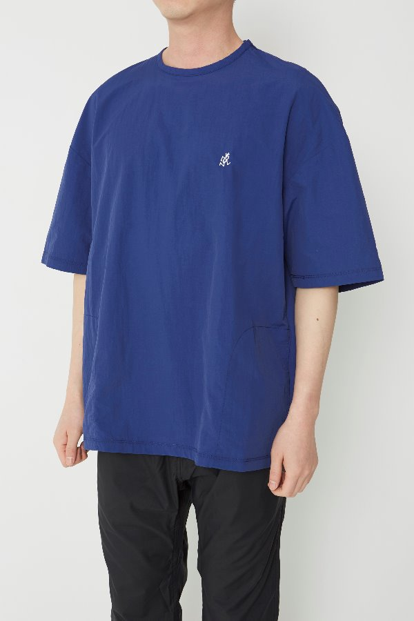 SHELL CAMP TEE NAVY