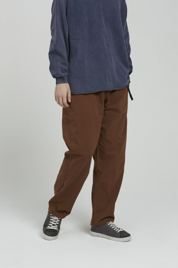 GRAMICCI PANTS BROWN