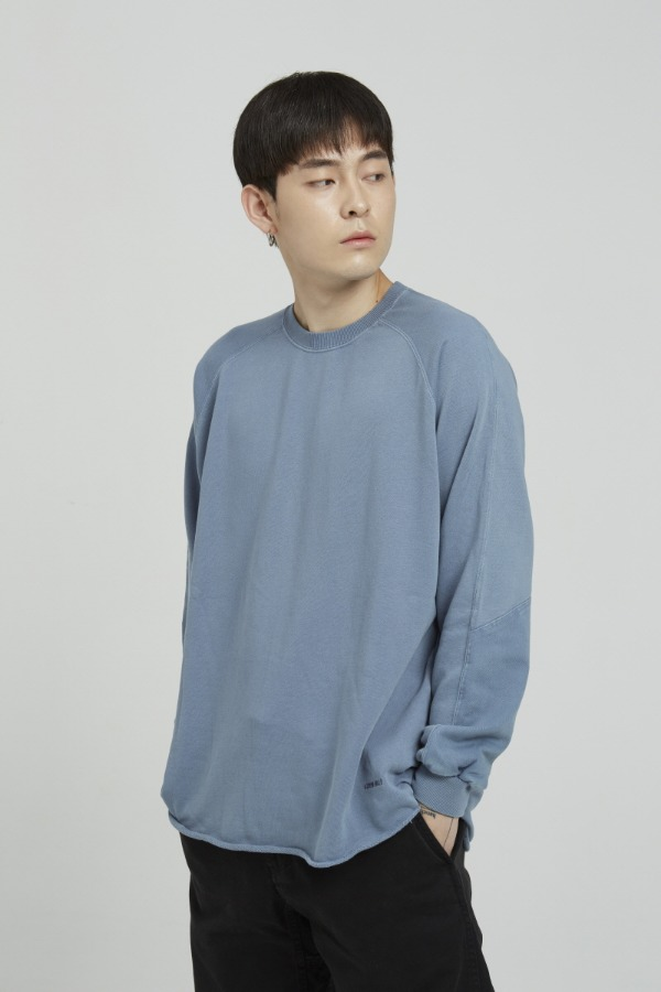 TALECUT SWEAT SMOKY BLUE