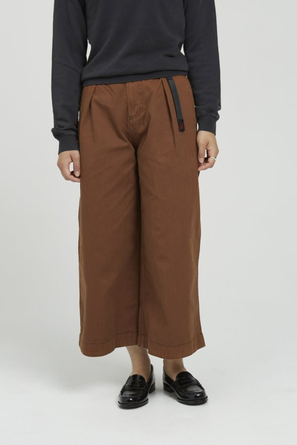 BAGGY PANTS BROWN
