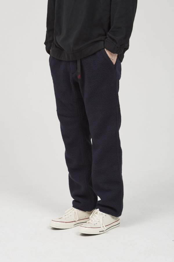 BOA FLEECE PANTS NAVY
