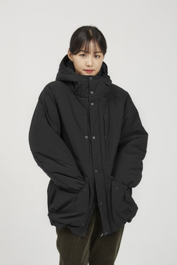 MOUNTAIN PARKA BLACK
