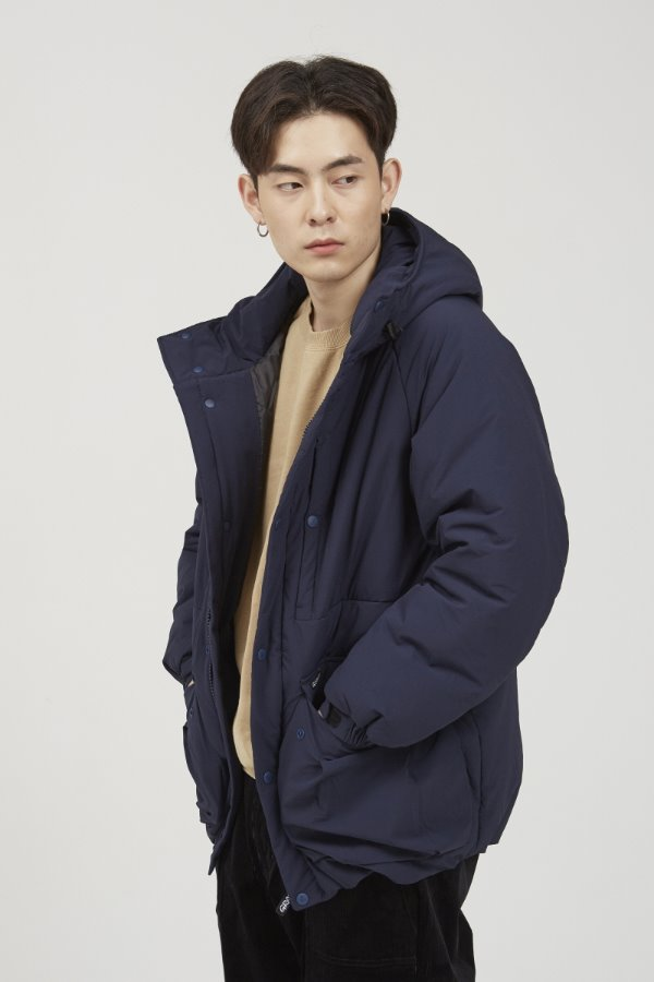 MOUNTAIN PARKA NAVY