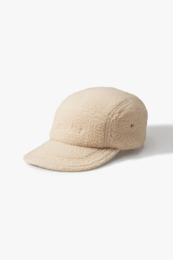 BOA FLEECE JET CAP IVORY