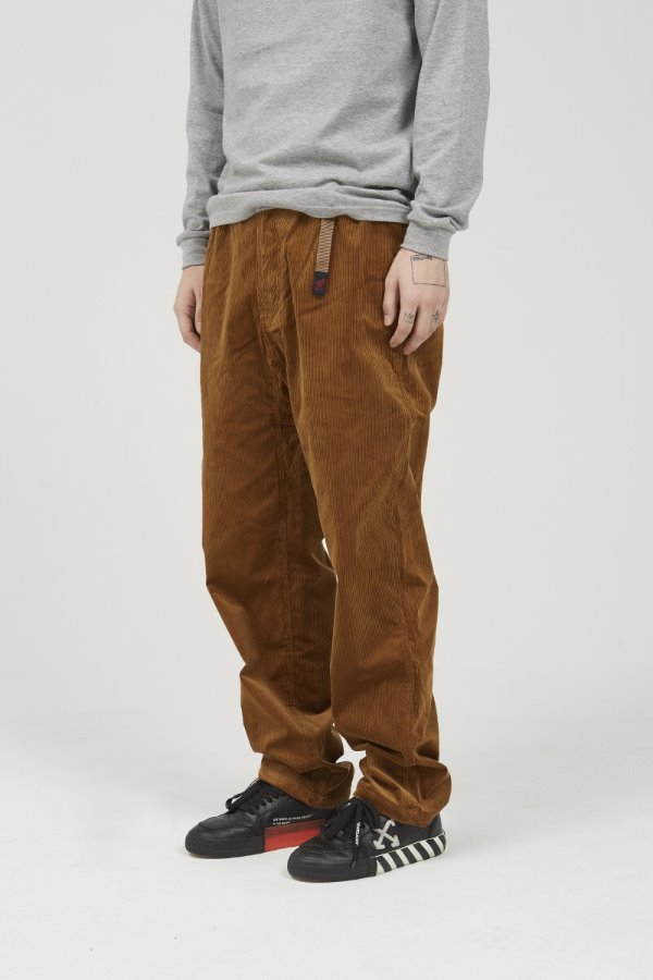 CORDUROY NN-PANTS JUST CUT CAMEL