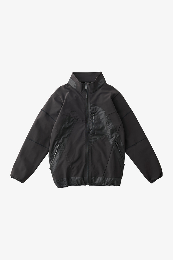 STORMFLEECE ZION JACKET BLACK