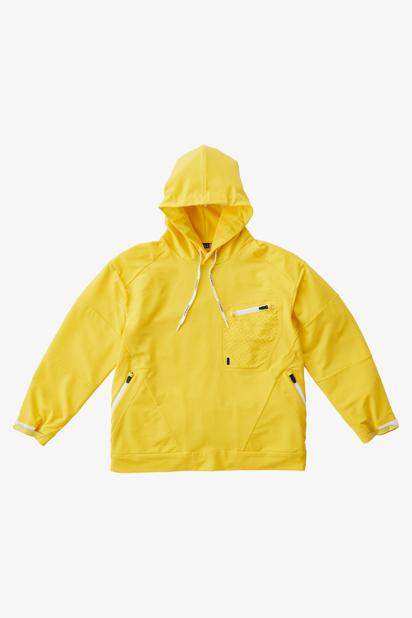 STORMFLEECE SONORA PARKA YELLOW