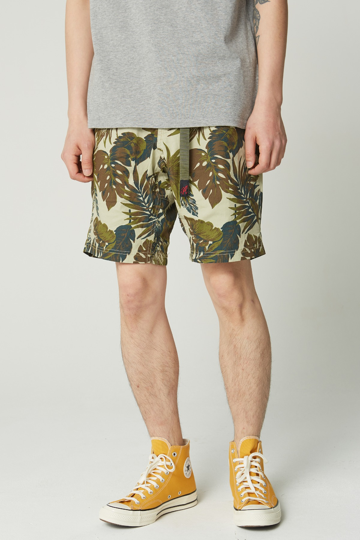WEATHER NN-SHORTS BOTANICAL BEIGE
