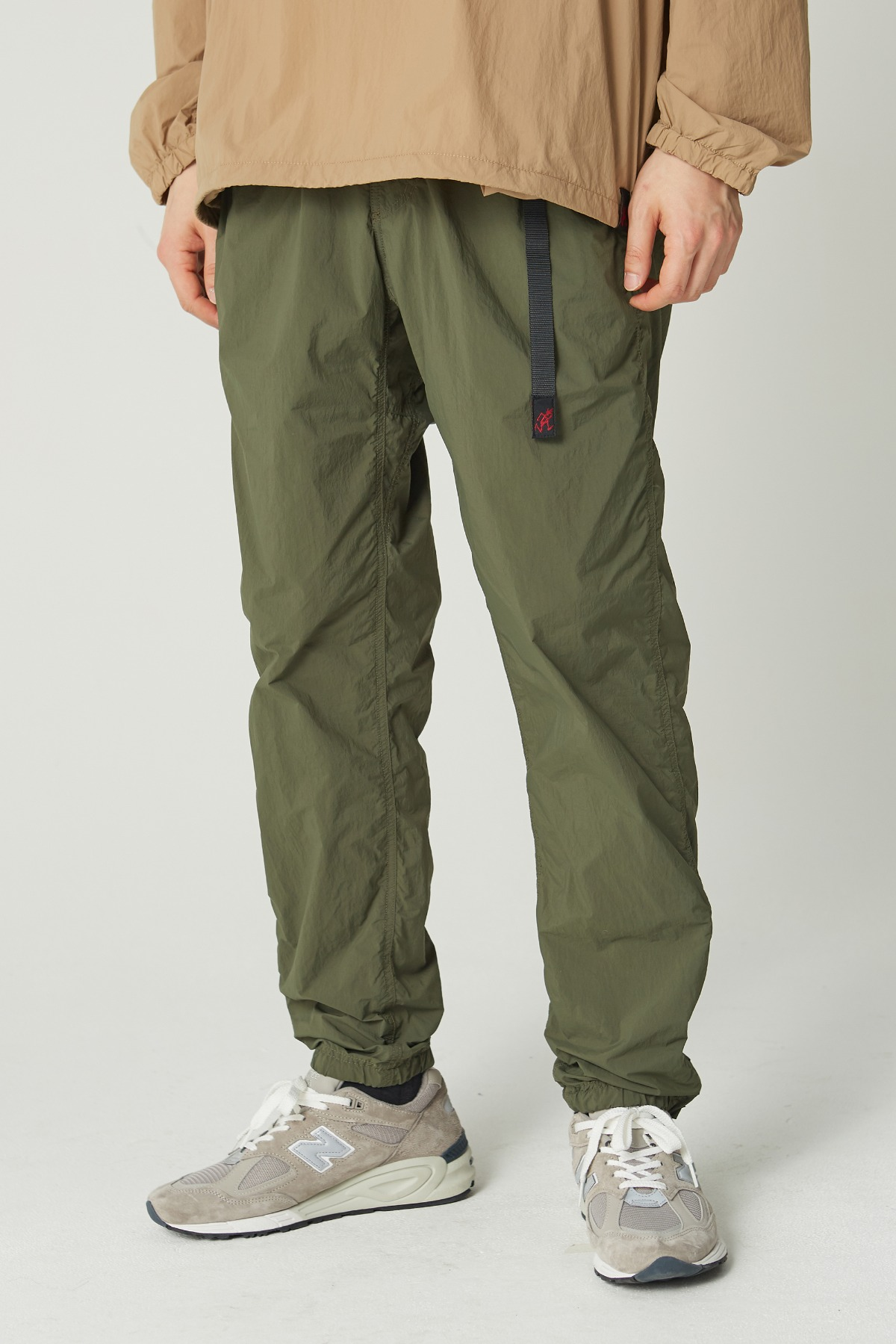 PACKABLE TRUCK PANTS OLIVE