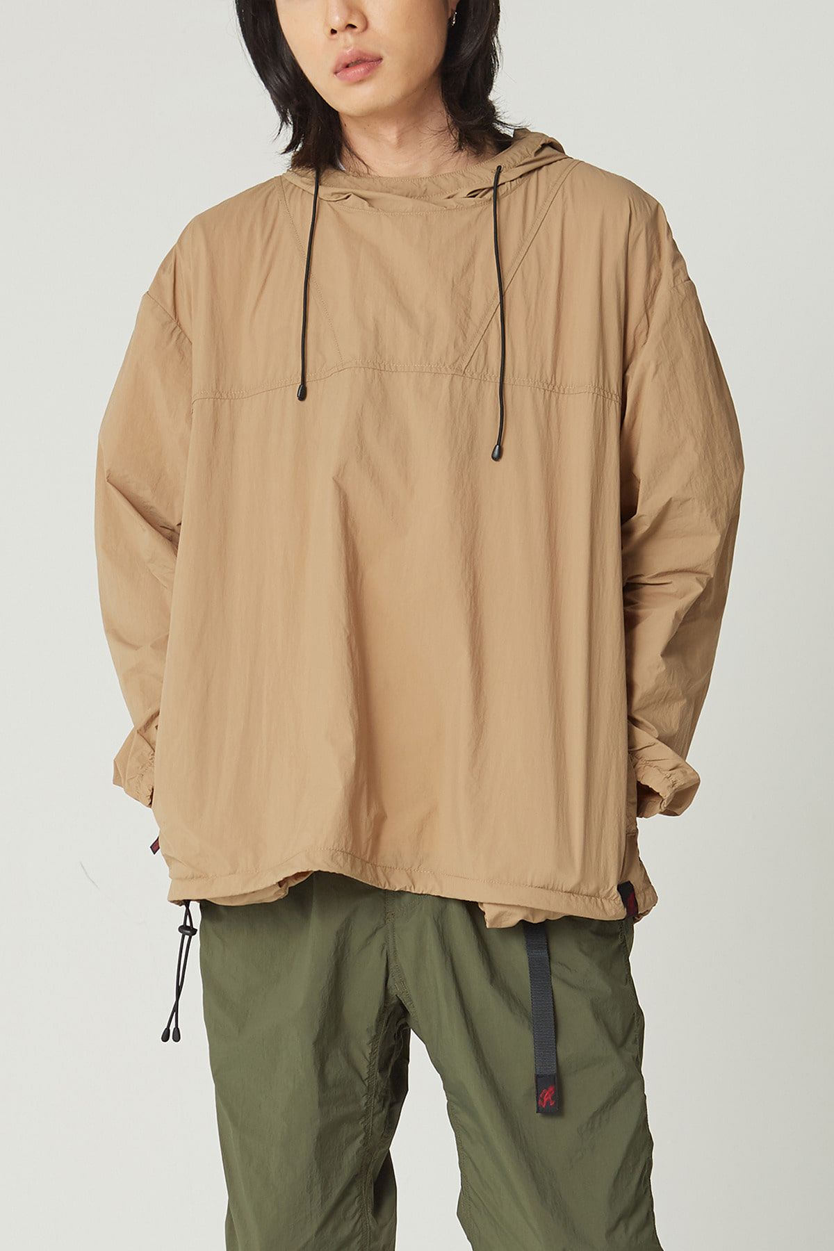 PACKABLE ANORAK PARKA CHINO