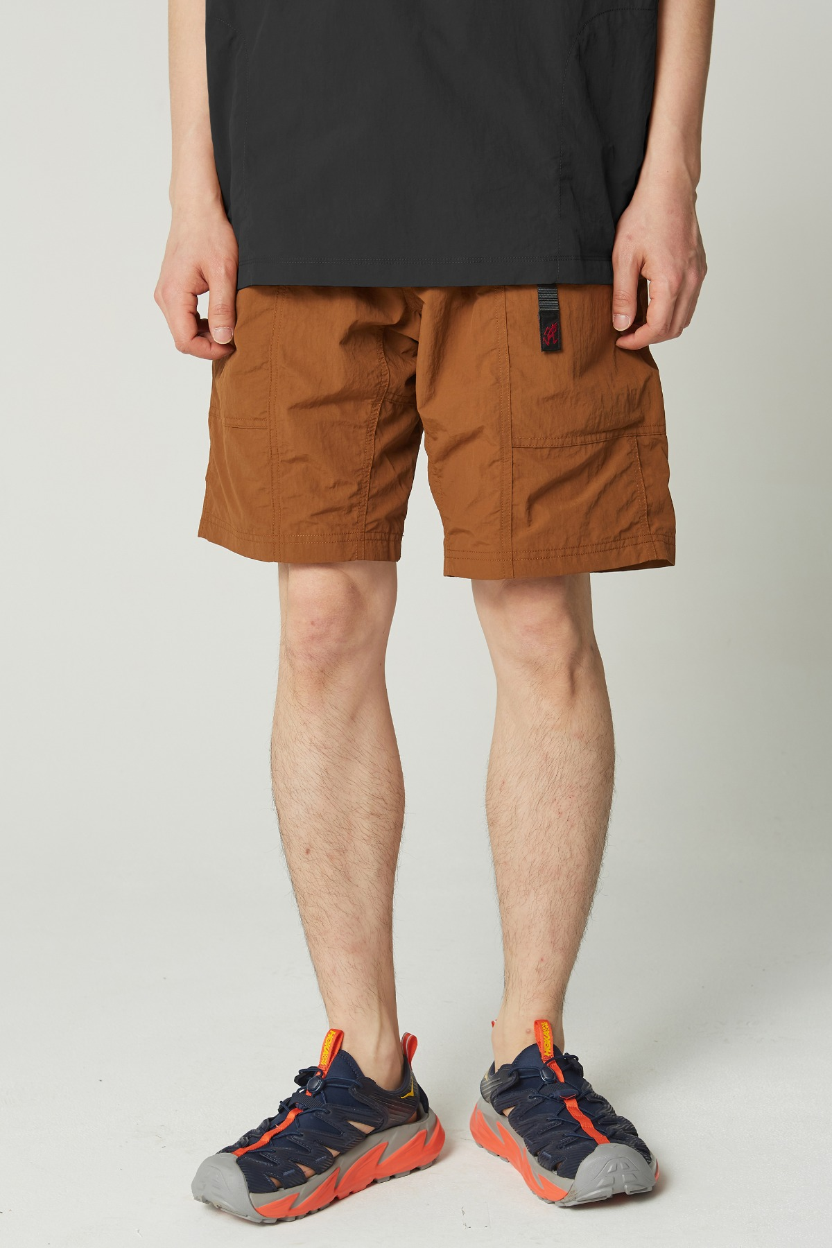 SHELL GEAR SHORTS MOCHA