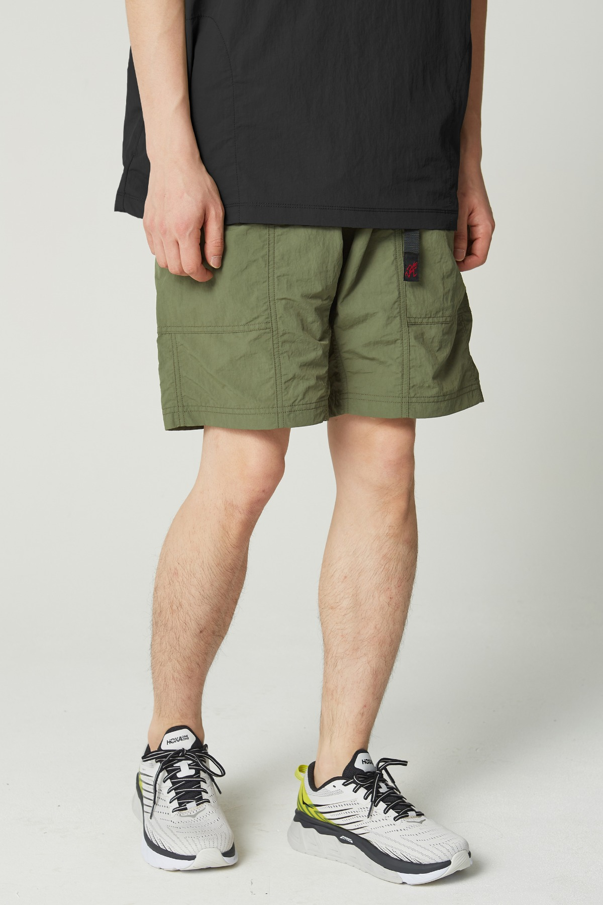 SHELL GEAR SHORTS OLIVE