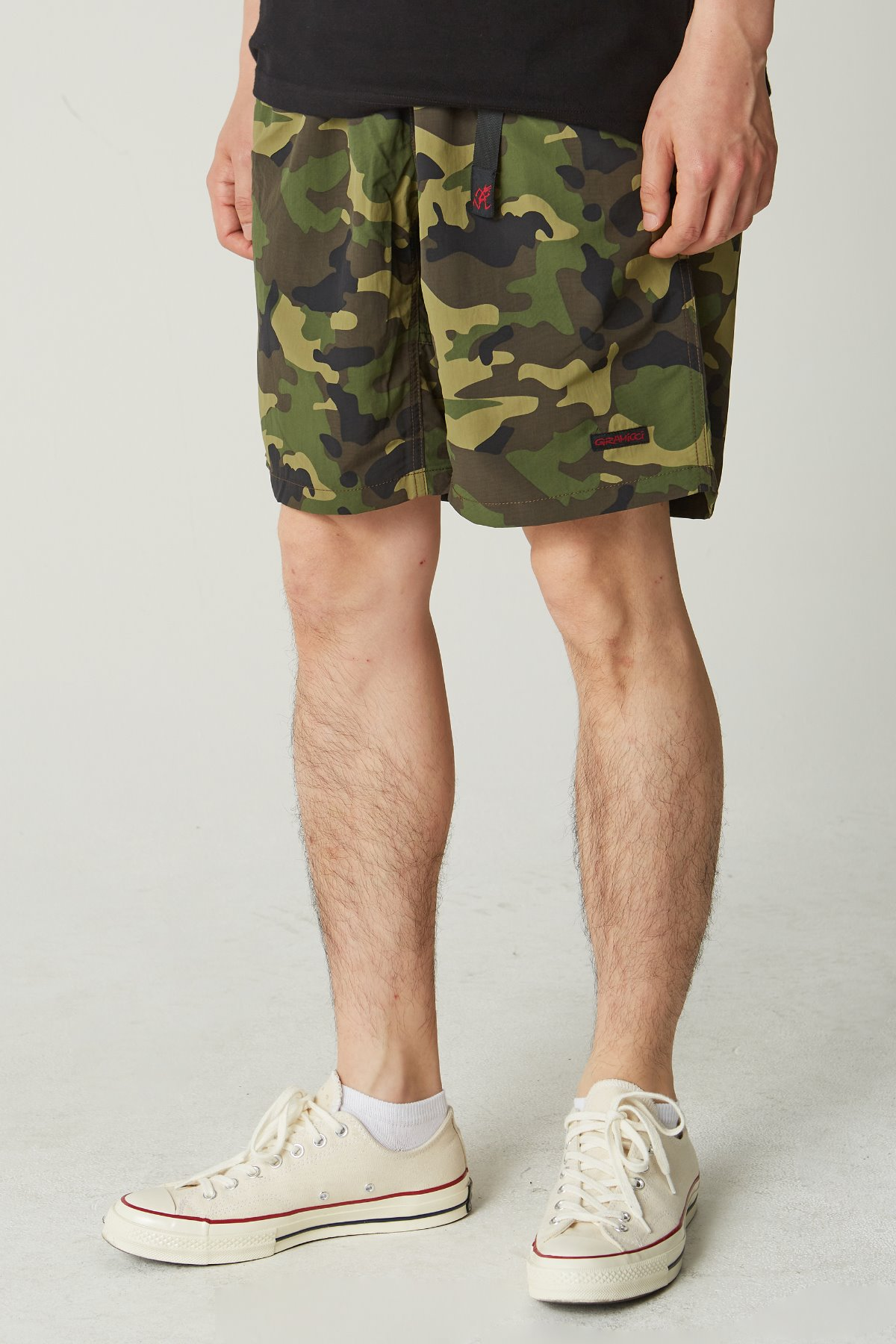 SHELL PACKABLE SHORTS CAMO