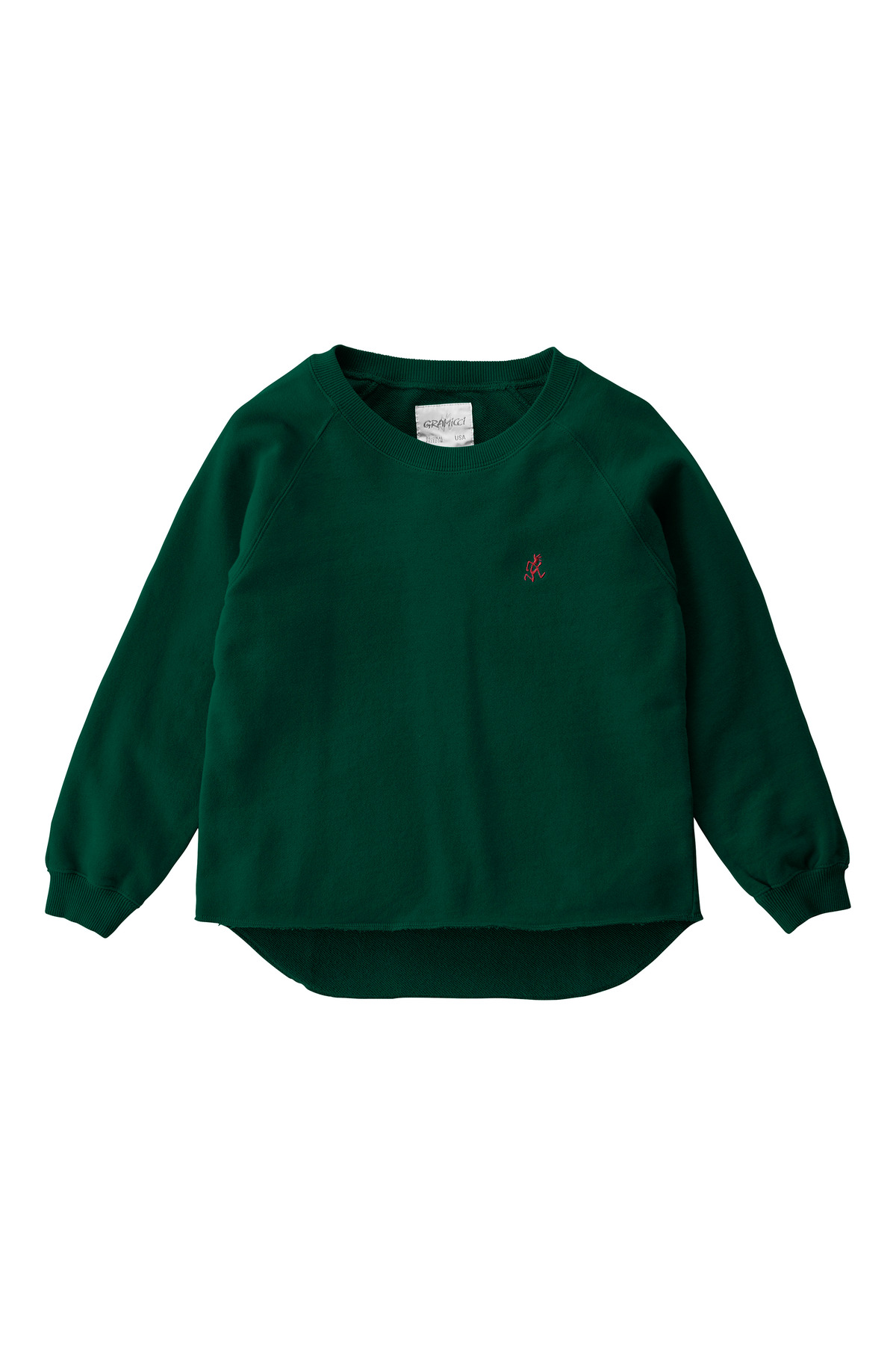 KIDS TALECUT SWEAT DEEP FOREST
