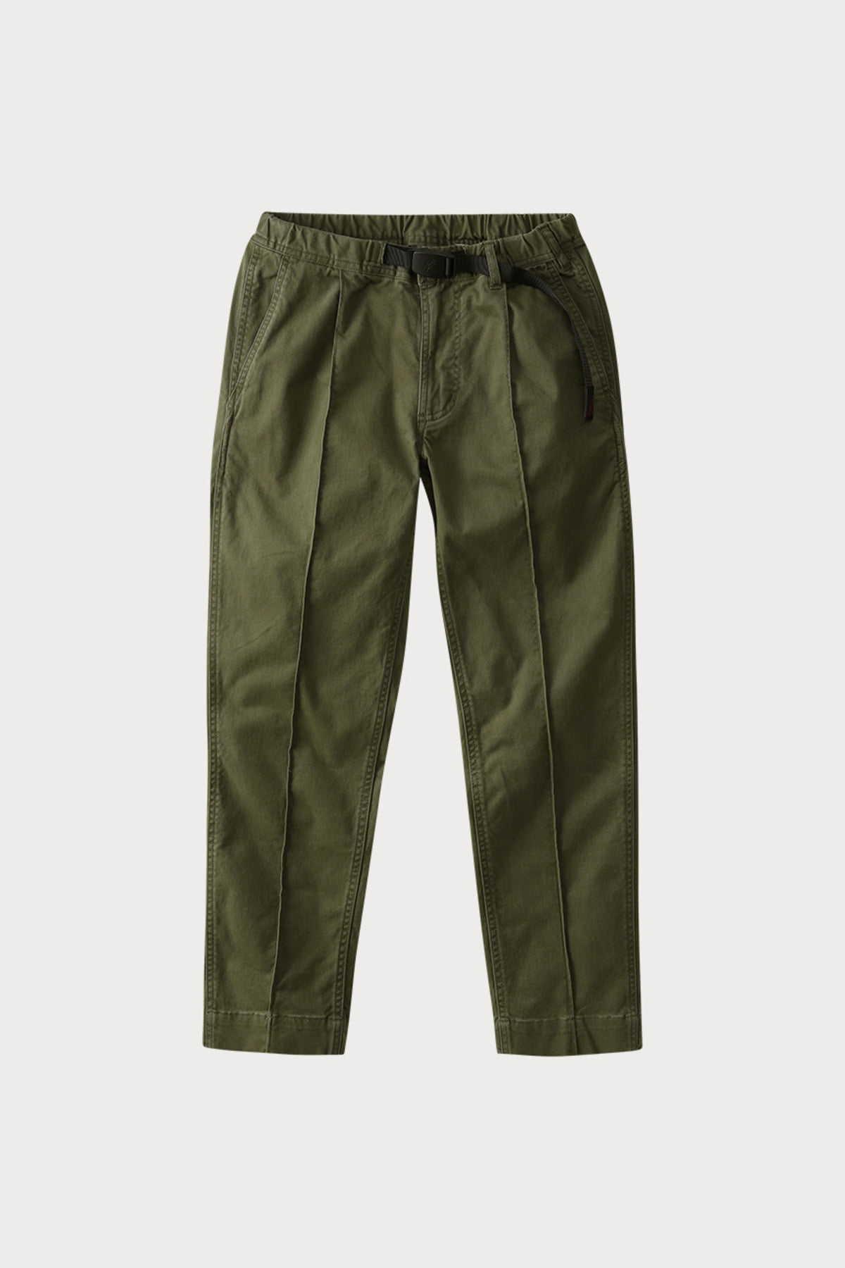 PINTUCK PANTS OLIVE