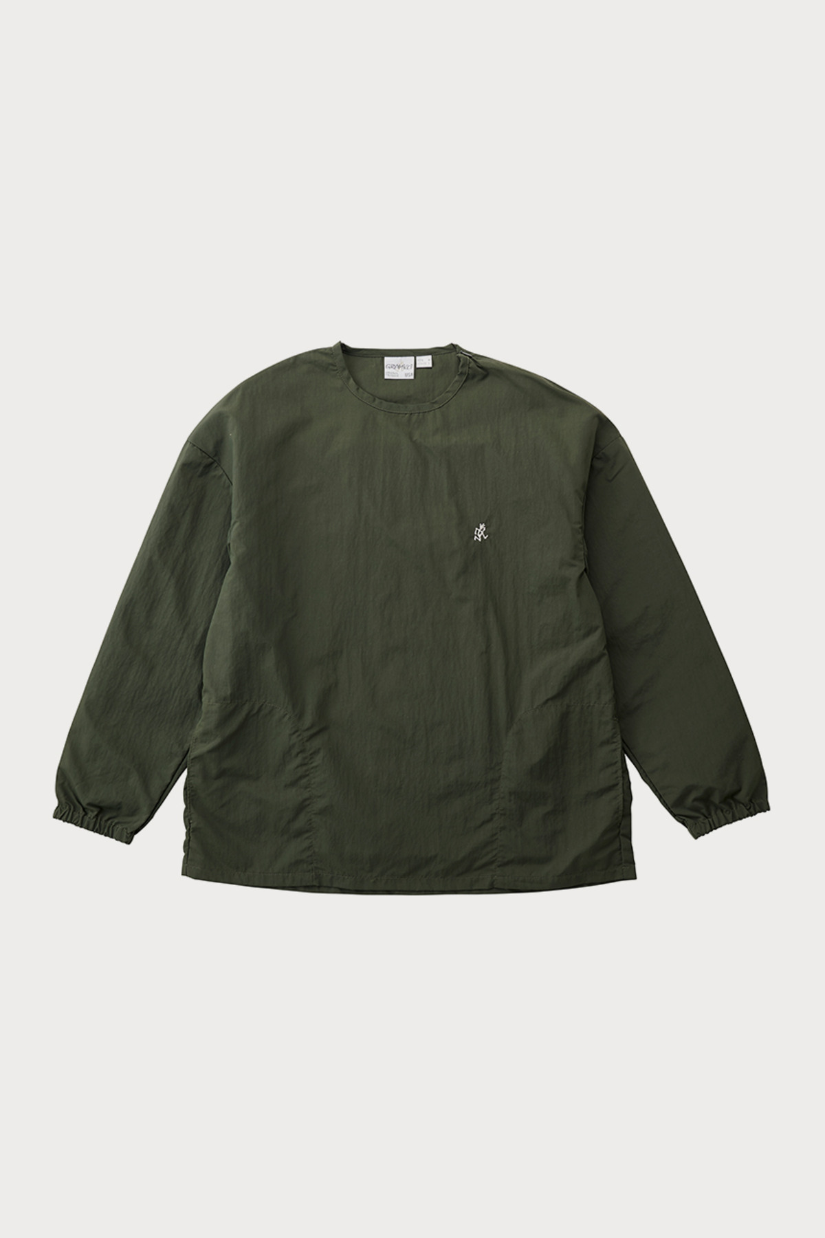 SHELL L/S TEE DEEP OLIVE