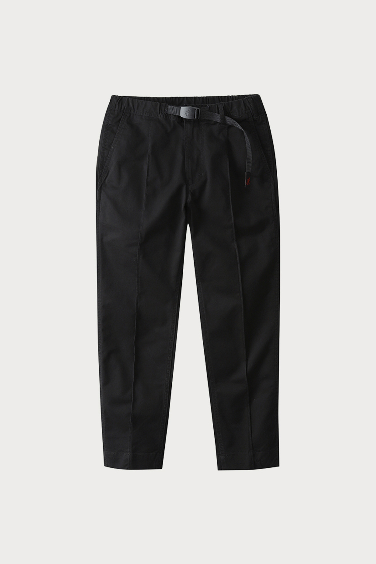 PINTUCK PANTS BLACK