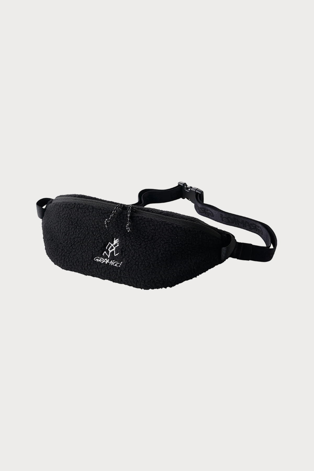 BOA FLEECE BODY BAG BLACK