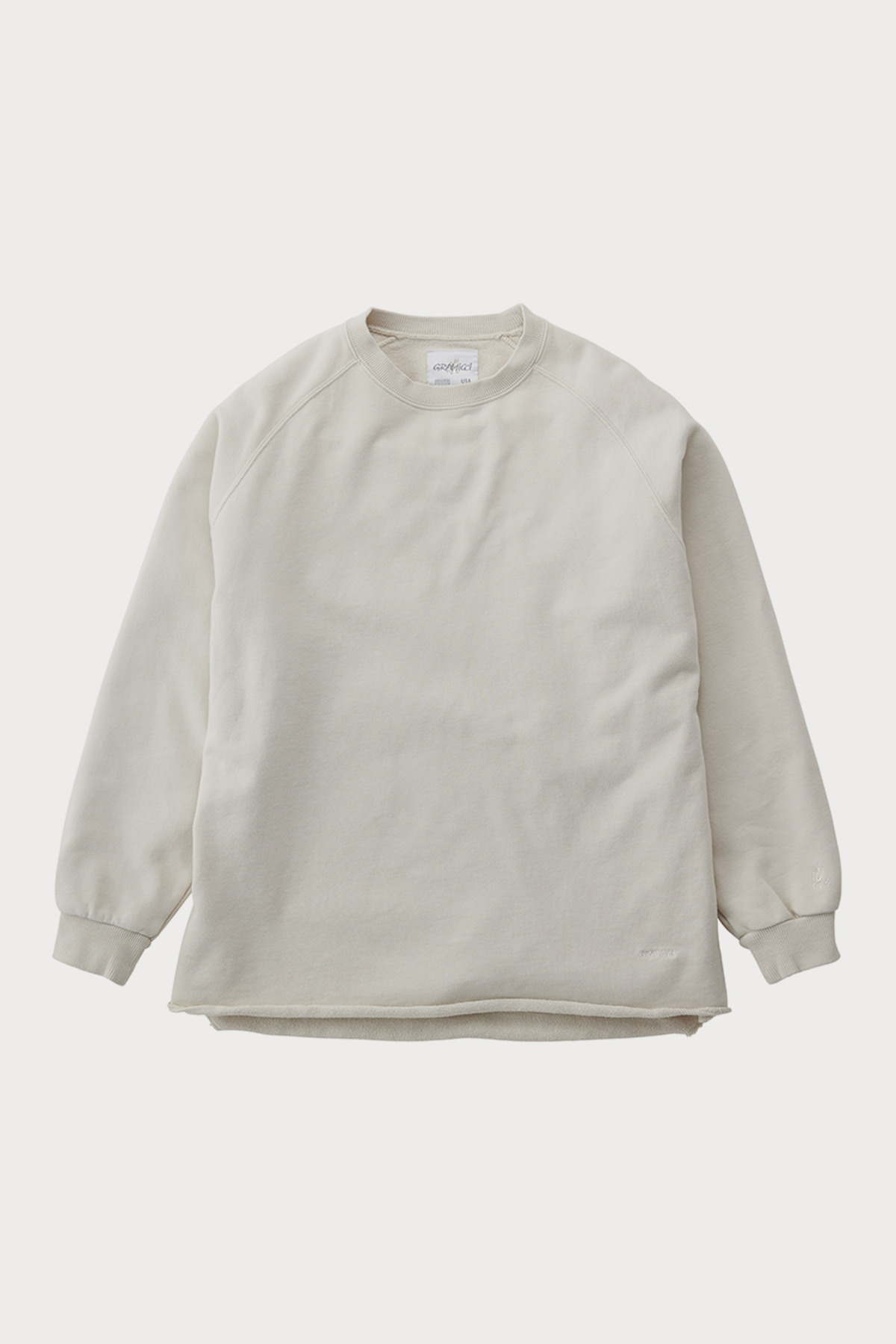 TALECUT SWEAT SAND BEIGE