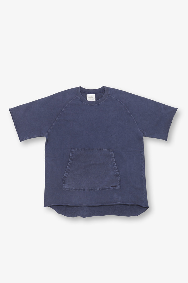 S/S TALECUT SWEAT NAVY
