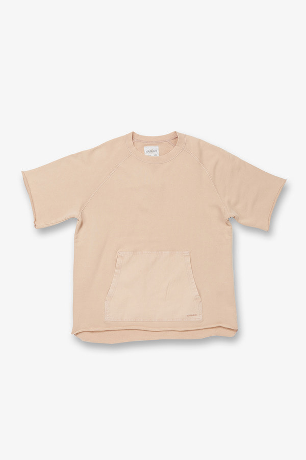 S/S TALECUT SWEAT PINK