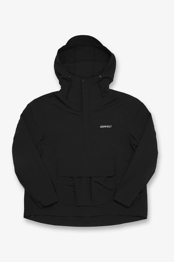 SHELL GUIDE PARKA DARK