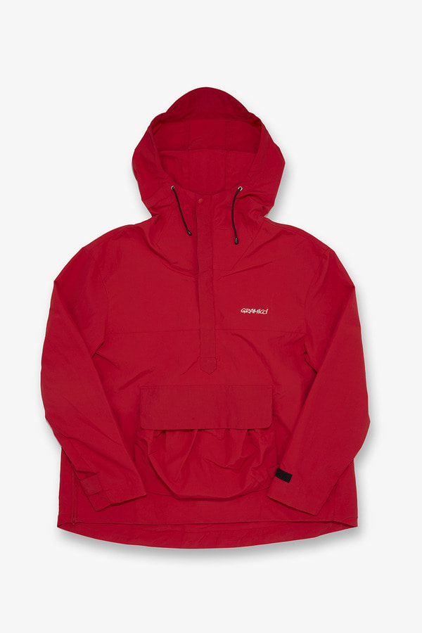 SHELL GUIDE PARKA FIRE