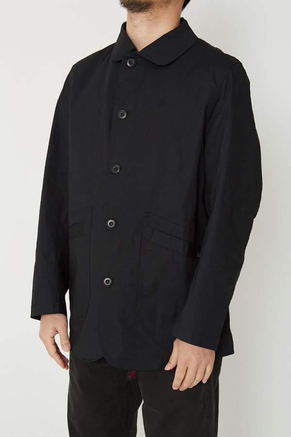 WEATHER WORK JACKET BLACK