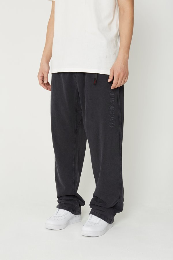 TNT X GRAMICCI SWEAT PANTS BLACK